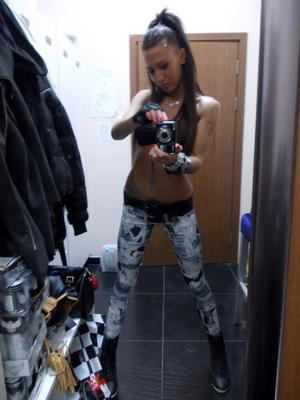 Looking for local cheaters? Take Stefania from  home with you